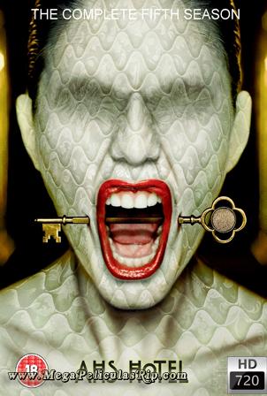 American Horror Story: Hotel (Temporada 5) [720p] [Latino-Ingles] [MEGA]