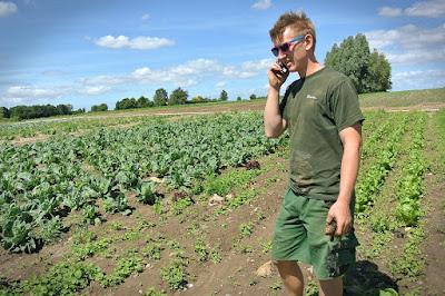 Πρόγραμμα ενίσχυσης νέων αγροτών 2016