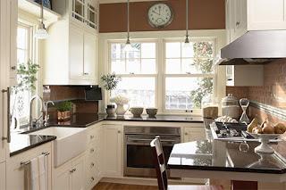 Koleksi Desain Dapur Minimalis Kecil Mungil Sedrhana