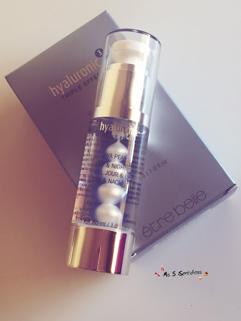 Hyaluronic 3D Pearls Gel de Être Belle