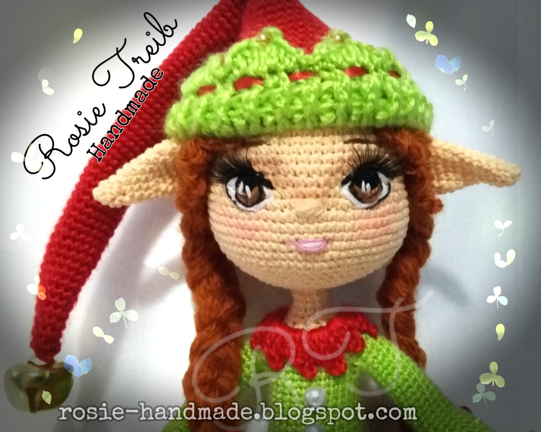 Amigurumi Hunter Elf Girl Free Crochet Pattern - Amigurumilove ...   1196x1500