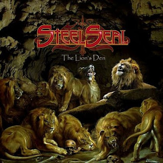 "Το τραγούδι των Steel Seal ""Break Your Chains"" από το album ""The Lion's Den"""