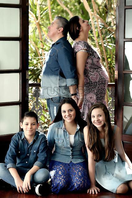 fotos de gravida para familias grandes