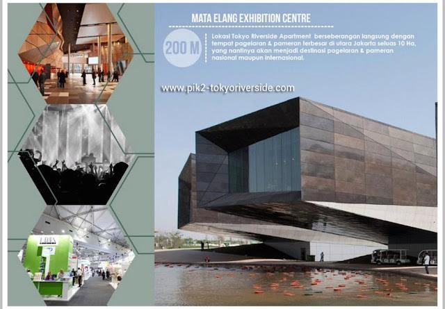 Mata Elang Exhibition Center PIK 2