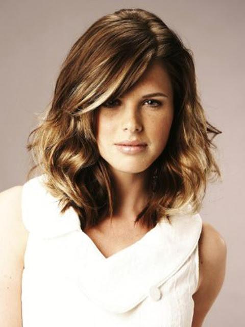 Surprising Cute Short Medium Hairstyles Hairstyles For Women Draintrainus