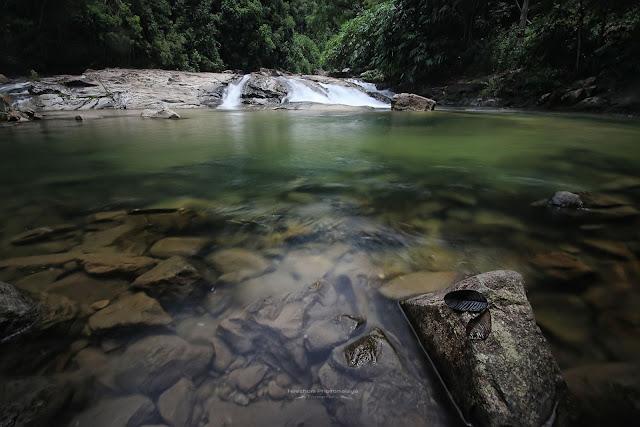Air Terjun Lata Tembakah, Besut, Terengganu