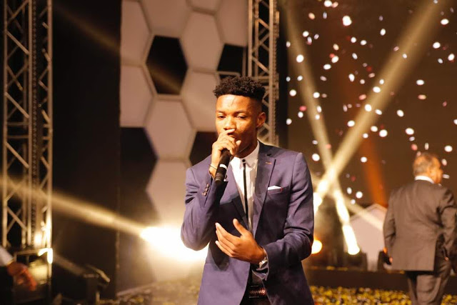 Kidi Eyes Award At VGMA