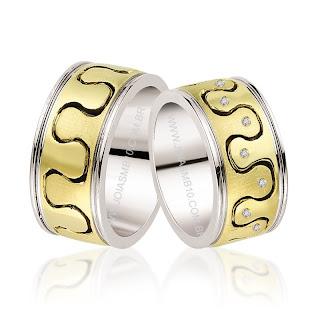 ef5eea15d8dc3 Alianças de casamento - Alianças de ouro para noivado.onde comprar ...
