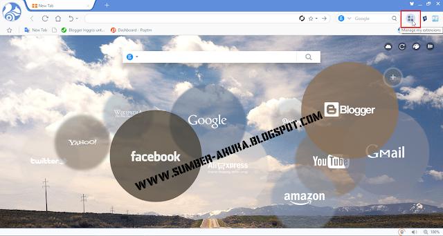 Banyak yang kebingungan dengan Internet Download Manager dikarenakan saat ingin downloadi Cara Menampilkan IDM Saat Download di UC Browser