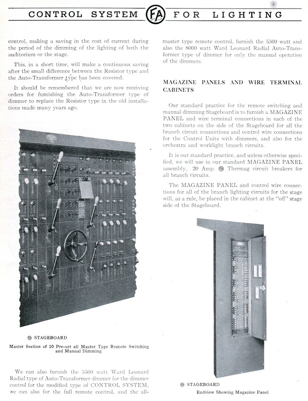 FRANK%2BADAMS%2BCATALOG%2B1952%2B%2B011 vintage theatre catalogs frank adam (stage lighting control) 1952 frank adams fuse box at mifinder.co