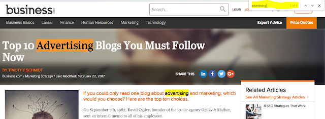 Advertising Blogs You Must Follow Now preview