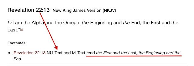 Revelation 22:13,