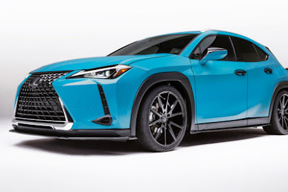 Is 'UX300e' trademark an indication of an electric Lexus to come?