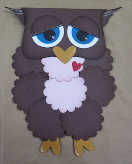 My little owl zena kennedy independent stampin up demonstrator