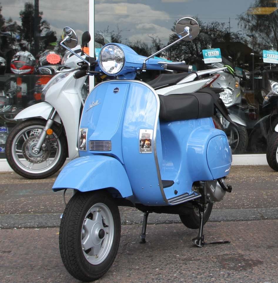 retro scooter review