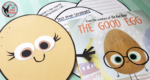 The Good Egg is an excellent read aloud to help kids understand self-care and how to deal with pressures.