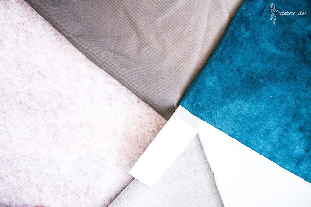 tapicerka, materiały