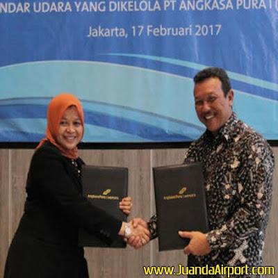 AP I & BKIPM KKP Kerjasama Awasi Lalu Lintas Perikanan Lewat Bandara