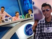 Gabe Peserta Audisi Indonesian Idol Sempat gagal Kini Nasibnya Disorot
