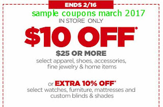 Target coupons march 2017