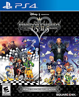 Kingdom Hearts HD 1.5 + 2.5 ReMIX Game Cover