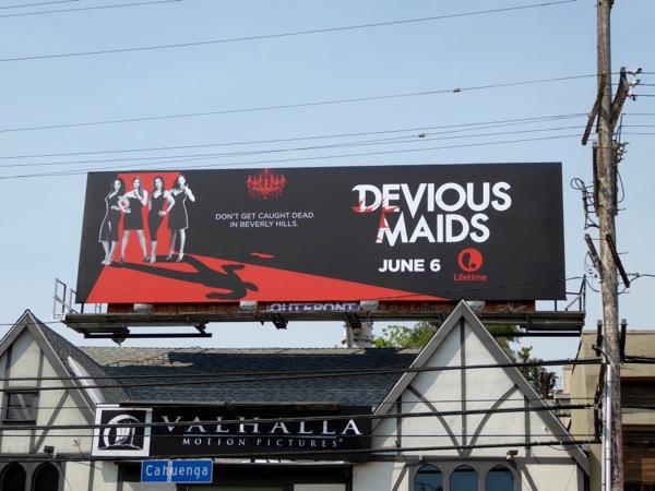 Devious Maids season 4 billboard