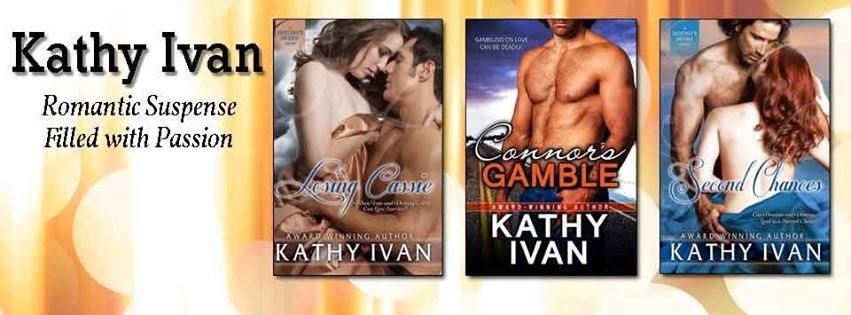 Kathy Ivan -- Author Newsletter