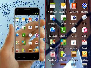 Cara membuat layar Android tembus pandang tanpa root