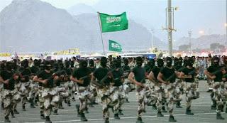 Saudi Tembak Mati 8 Teroris di Daerah Mayoritas Syiah
