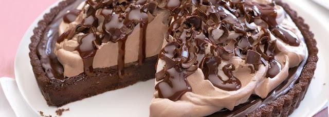 homemade chocolate pie recipe cocoa