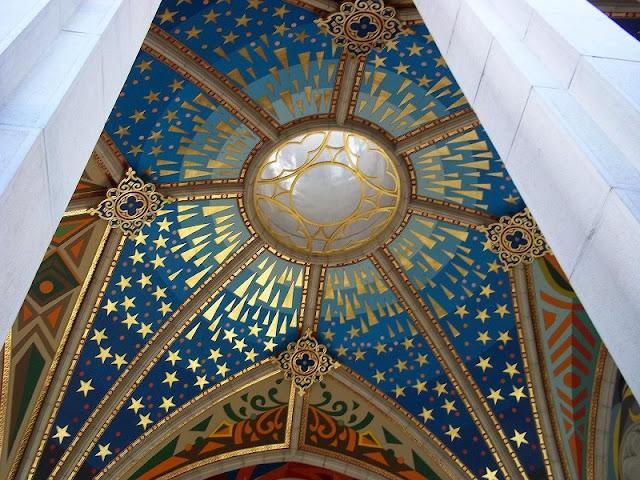 Cúpula da Catedral de Almudena