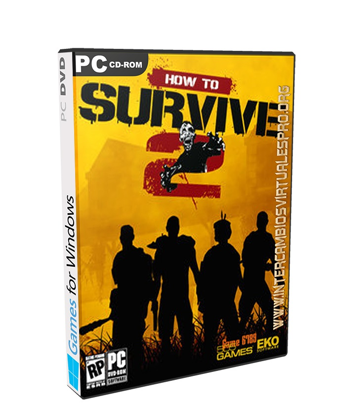 How to Survive 2 poster box cover
