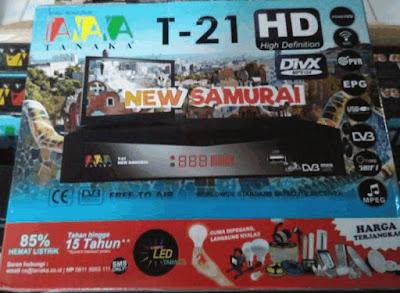 SW Terbaru Tanaka T21 T22 Jurassic Samurai HD Fix Sony Ten