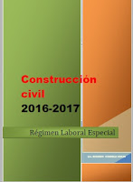 Manual regimen laboral construccion civil 2016-2017