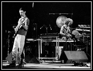 Frank Zappa, Uptown Theater, Chicago, IL, September 29, 1978, by Richard Freeman