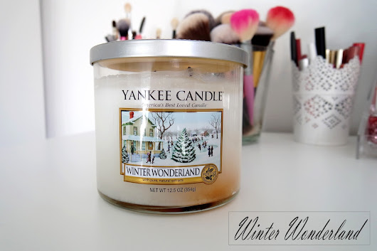 Revue #26 : Winter Wonderland Yankee Candle