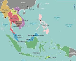 Sumber Daya Alam Asia Tenggara