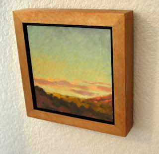 Matt Sterbenz Fine Art How To Make Simple Floater Frames