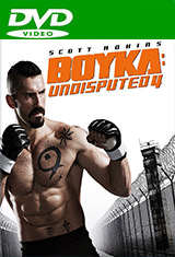 Boyka: Undisputed IV (2016) DVDRip Latino AC3 5.1 / Español Castellano AC3 5.1