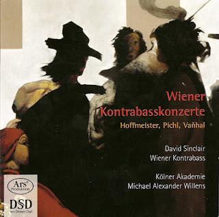 Forgotten Treasures, Vol. 3 | Wiener Kontrabasskonzerte