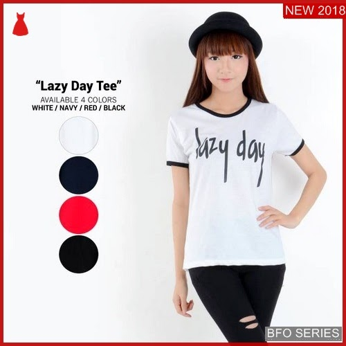 BFO116B24 TUMBLR Model RINGER TEE Jaman Now LAZY BMGShop
