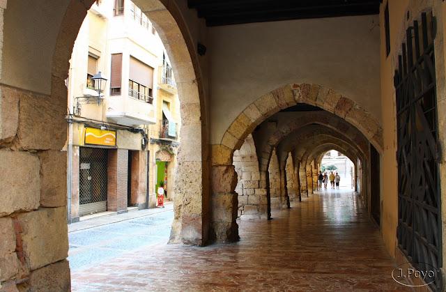 Porche Gótico, Tarragona