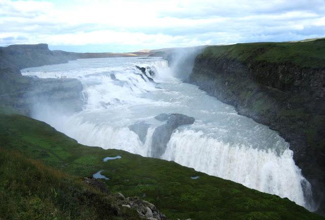Cachoeira Gulfoss – Islândia