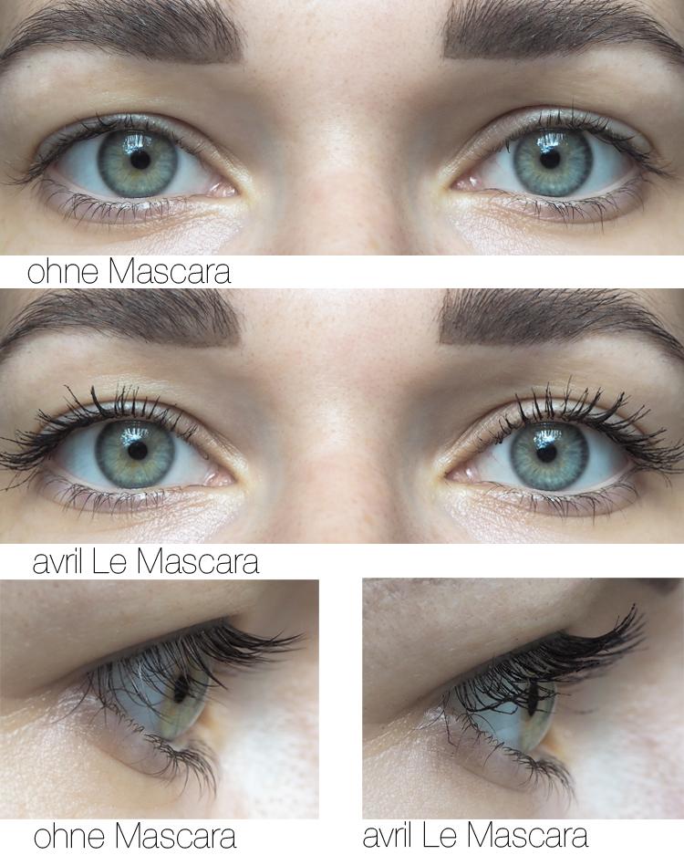 avril Le Mascara Marron Tragefoto / Swatch