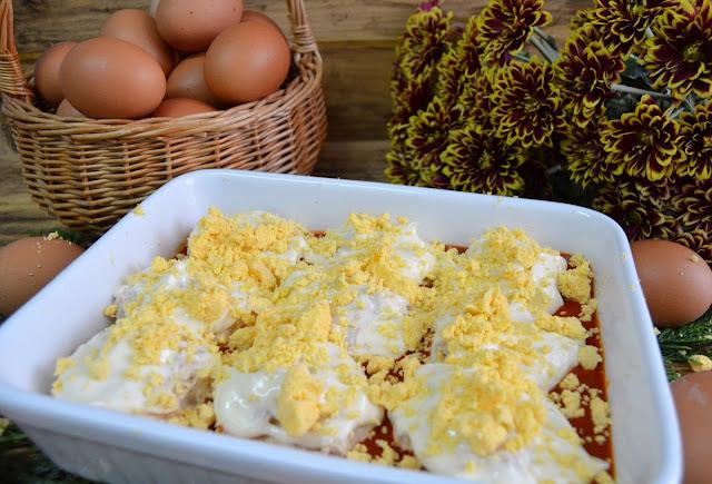 huevos rellenos, huevos rellenos de atún, huevos rellenos de atún y gambas, huevos recetas, recetas de huevos, recetas de huevos rellenos, huevos rellenos recetas,