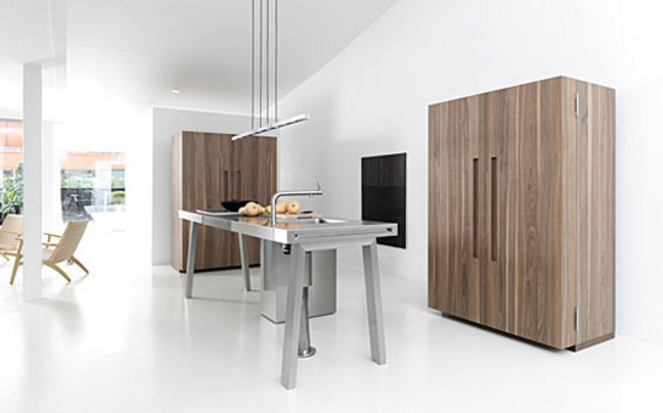 New home design b2 kitchen workshop by bulthaup read now for Bulthaup b2 kitchen