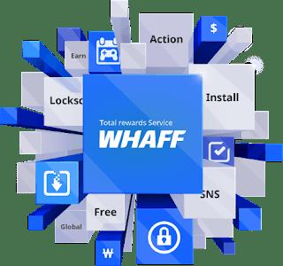 Cara Mendapatkan Uang Dengan Aplikasi WHAFF