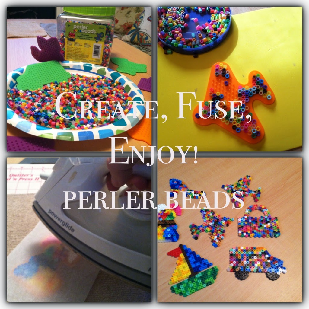 Midwest Family Food and Fun: Crafting With Kids and Perler Beads