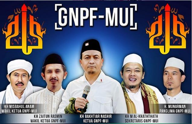 GNPF MUI