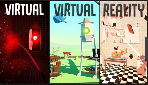 تحميل لعبة الواقع الافتراضي